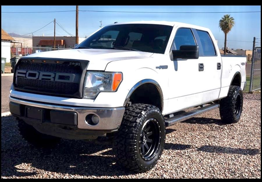 Ford F150 Raptor Style Grille 2009 2014 In 2020 Ford F150 Raptor Ford F150 F150