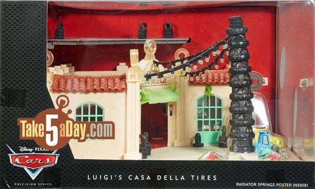 Precision Series Luigi Casa Della Tires & Mater Salvage  - 20% Sale Today & Tomorrow at TRU online.