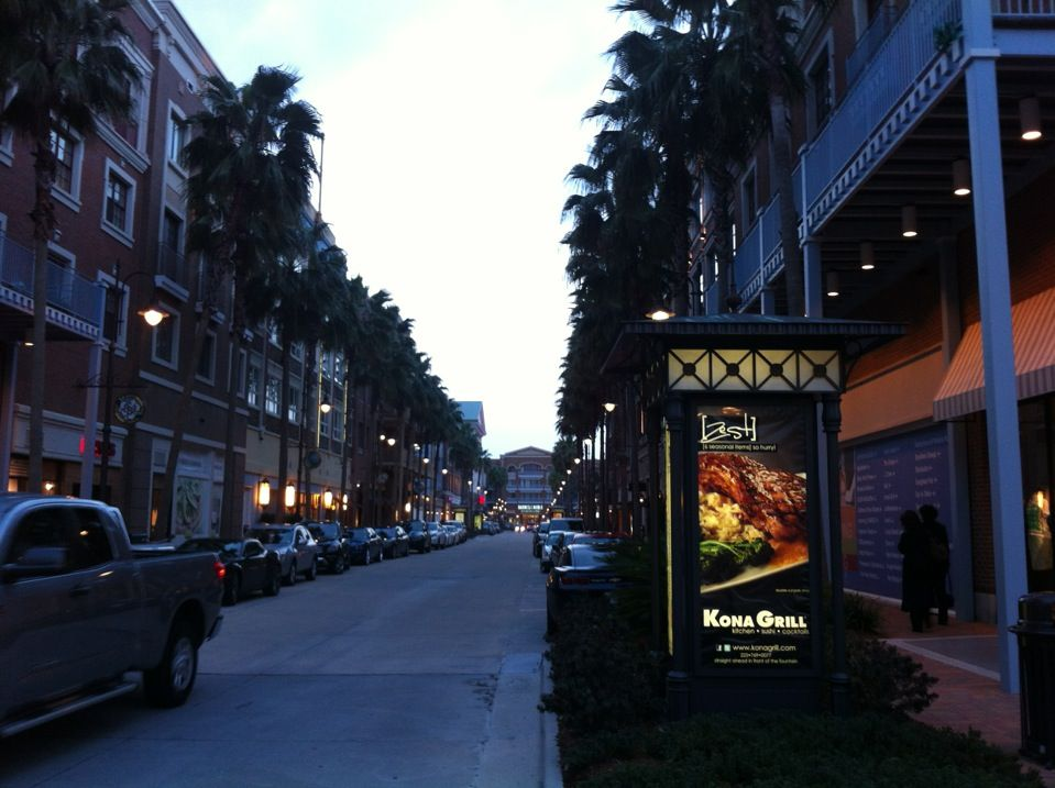 Perkins rowe in baton rouge la outdoor shopping with