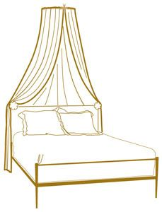 diy bedroom canopy- so going to lowes for this stuff. its cheaper. and  sc 1 st  Pinterest & diy bedroom canopy- so going to lowes for this stuff. its cheaper ...