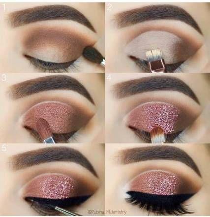 45 Ideas Makeup Paso A Paso Anastasia #makeup #Make – up paso a paso 45 Ideas Ma…