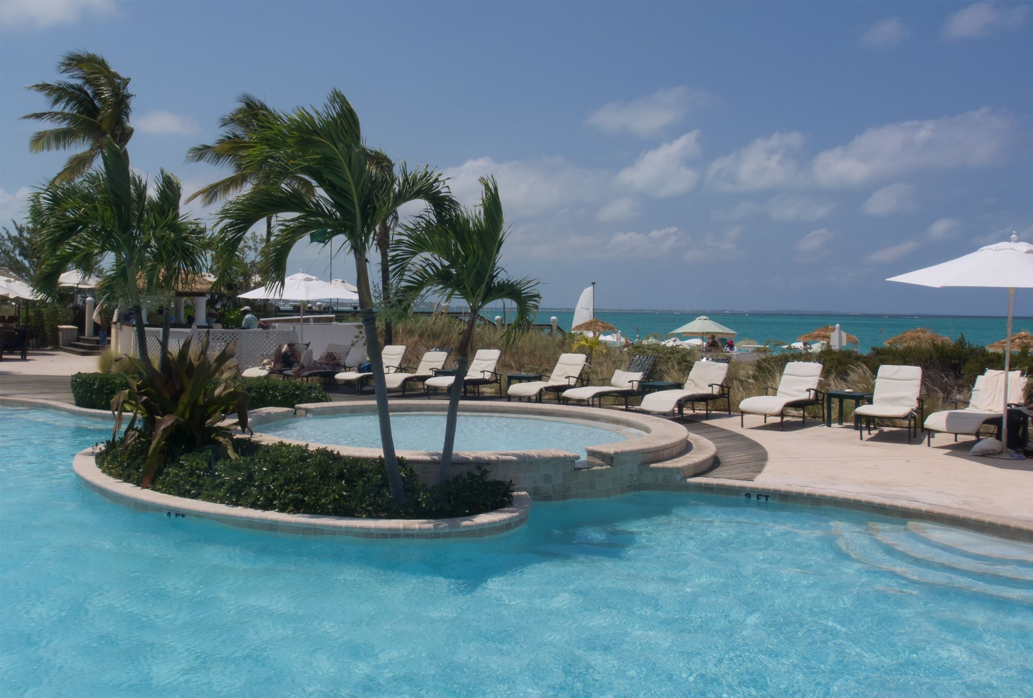 The Sands at Grace Bay on Turks and Caicos