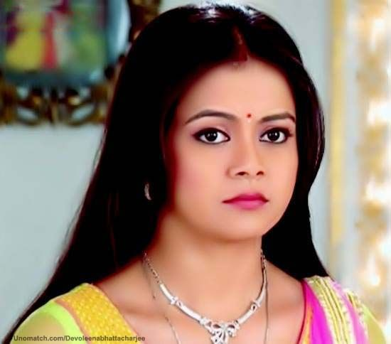 Devoleena Bhattacharjee (born 22 August 1990) is an Bengali actress on Indian television. She is famous for her role as Gopi bahu from the show Saath Nibhaana Saathiya. like : www.unomatch.com/devoleenabhattacharjee #Unomatch #celebryties #bollywood #unomatchbollywood #acter #indian #unomatchcelebryties #createpage #unomatchindia
