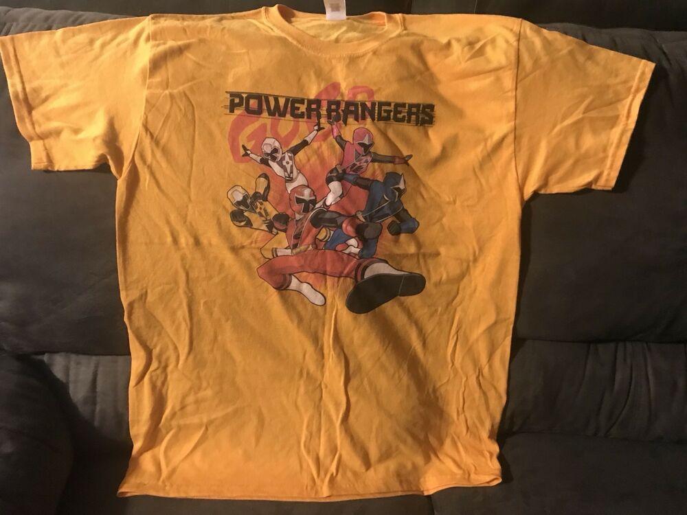 Park Art My WordPress Blog_Power Ranger Ninja Steel Birthday Shirt