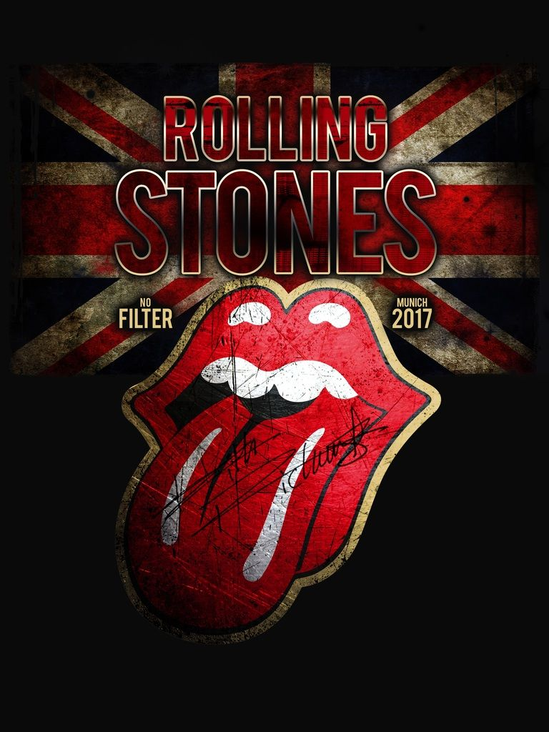The Official Rolling Stones App 3 New Pinterest Love Like4like Rolling Stones Poster Rolling Stones Rolling Stones Logo