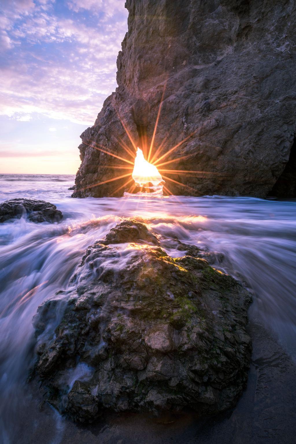El matador State Beach, California