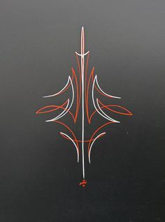 Simple Pinstriping Google Search Pinstriping Designs Pinstripe Art Pinstriping