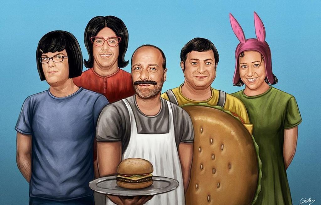Bob S Burgers On Twitter Bobs Burgers Bobs Burgers Cast Bobs Burgers Memes