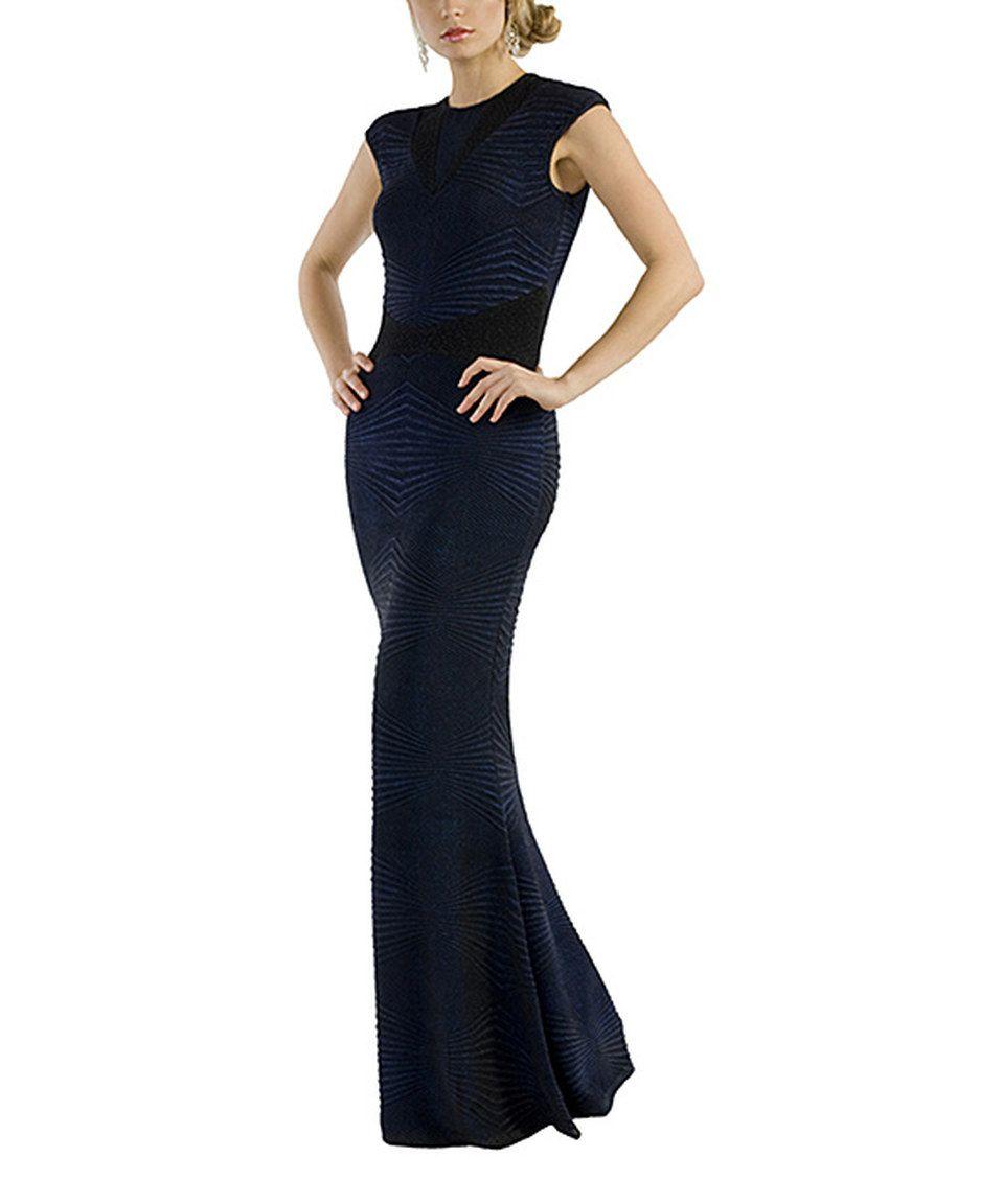 Loving this navy u black diamond maxi dress on zulily zulilyfinds