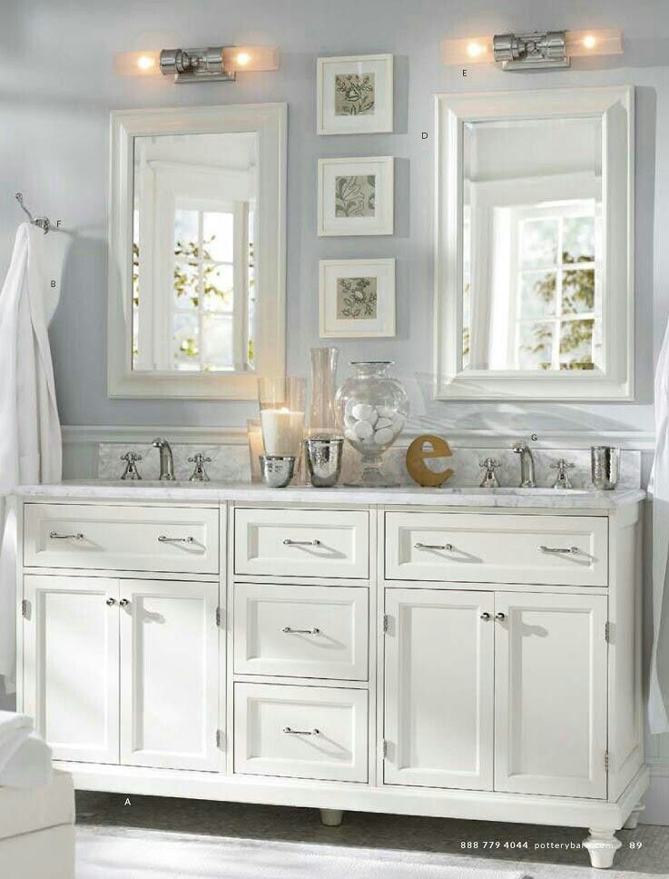 awesome pottery barn bathrooms designs | Bath, Pottery Barn | For the bath in 2019 | Bathroom ...