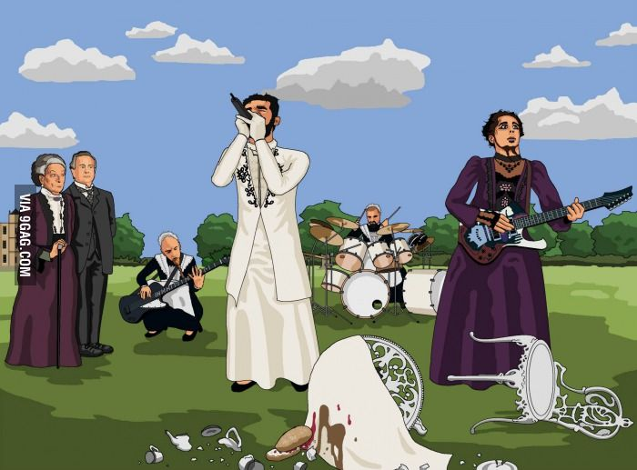 System of a Downton Abbey