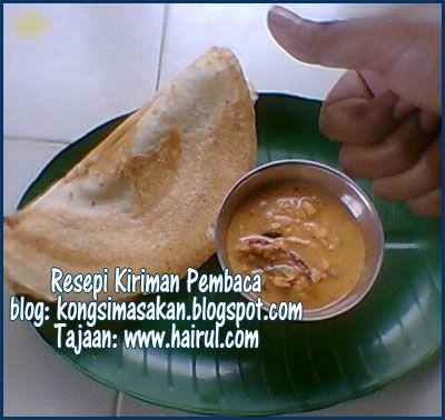 Thosai Makanan