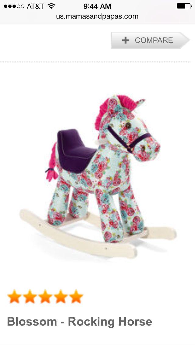 Mamas Papas Dreamnursery Rocking Horse Toy Mamas
