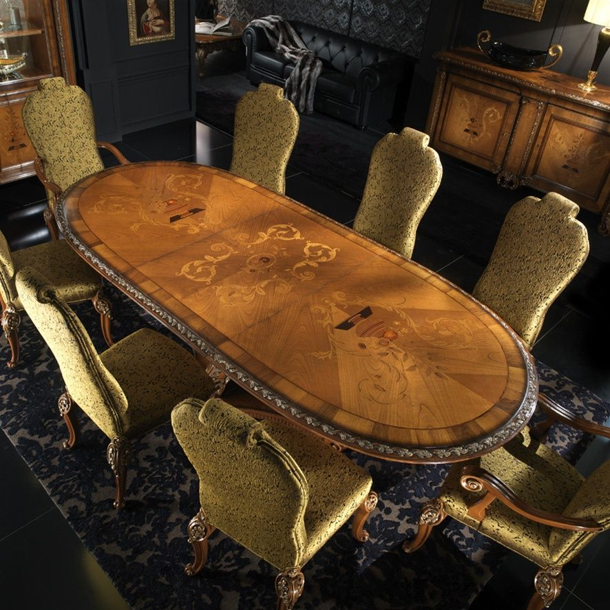 Home Office Decorating Ideas: High End Dining Room Tables