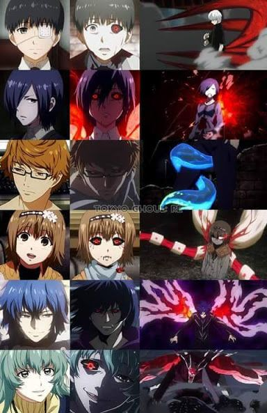 Tokyo Ghoul Ghouls Pinterest Anime Japonais Manga And Dessin