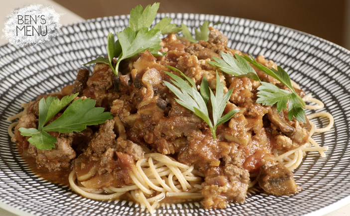 Ben S Recipe For His Spaghetti Alla Bolognese Pasta Dishes