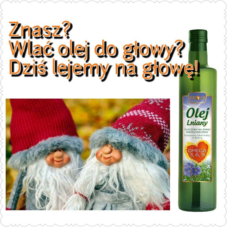 #domowe_kuracje_lekiem_z_pola  #part_6_Wzmacnia_włosy Chcesz mieć piękne, długie i lśniące włosy na Święta? W oleju i nasionach lnu jest dużo witaminy E i kwasów Omega 3*6*9. Oba te składniki zapewniają optymalne nawilżenie skóry głowy. Olej wcierany systematycznie w końcówki włosów sprawia, że stają się one mniej łamliwe i nie rozdwajają się. Poprzez nawilżoną skórę, rosną szybciej. Bądź zdrów! Polub! Udostępnij!