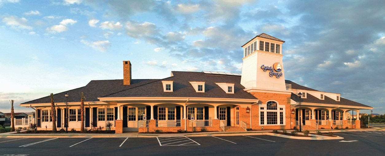 Captain George S Seafood Restaurant Largest Best Seafood Buffet Obx Seafood Buffet Obx Restaurants Seafood Restaurant