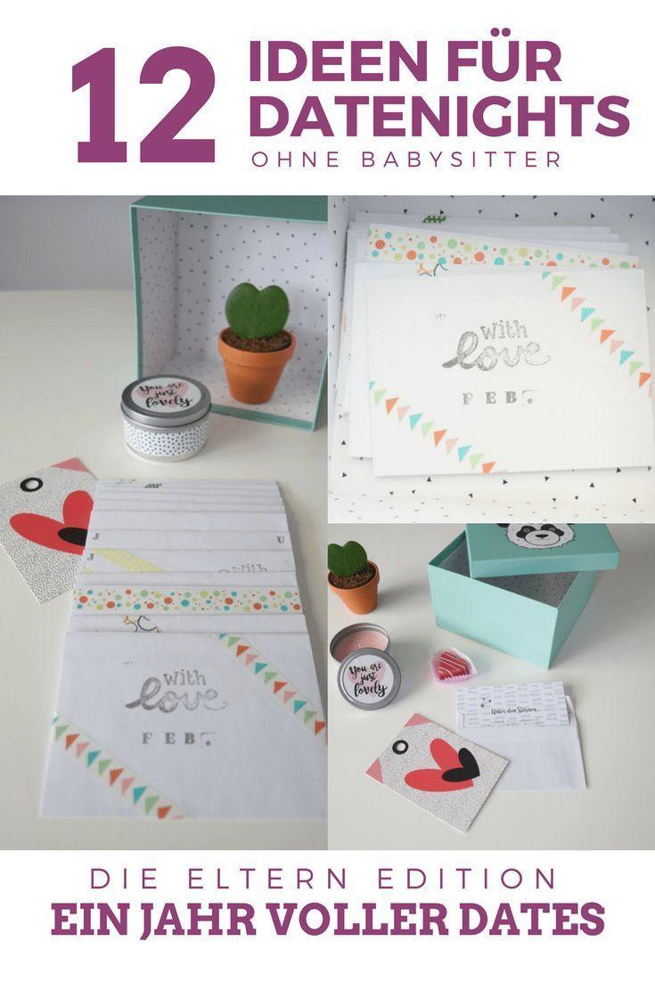 Geschenkidee zum Valentinstag: Ein Jahr voller Dates (Eltern-Edition) | Lotte & Lieke – Lifestyle und Mamablog