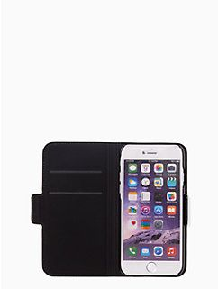 hello folio iphone 6 case by kate spade new york