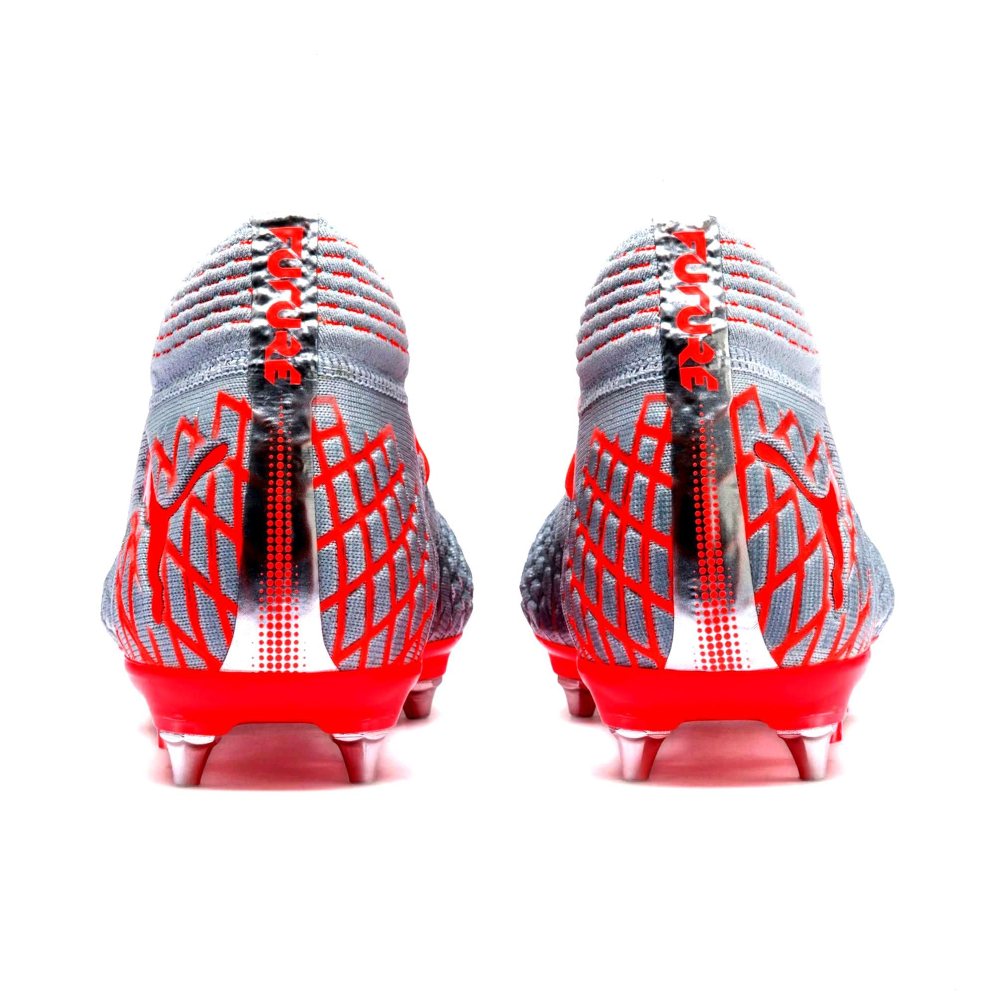 Blueredhigh Collection Football Bluenrgy Redhigh Kingdom United Future Netfit Anthem Boots Pack Puma Risk Mx In 2020 Red High Football Boots Sport Shoes