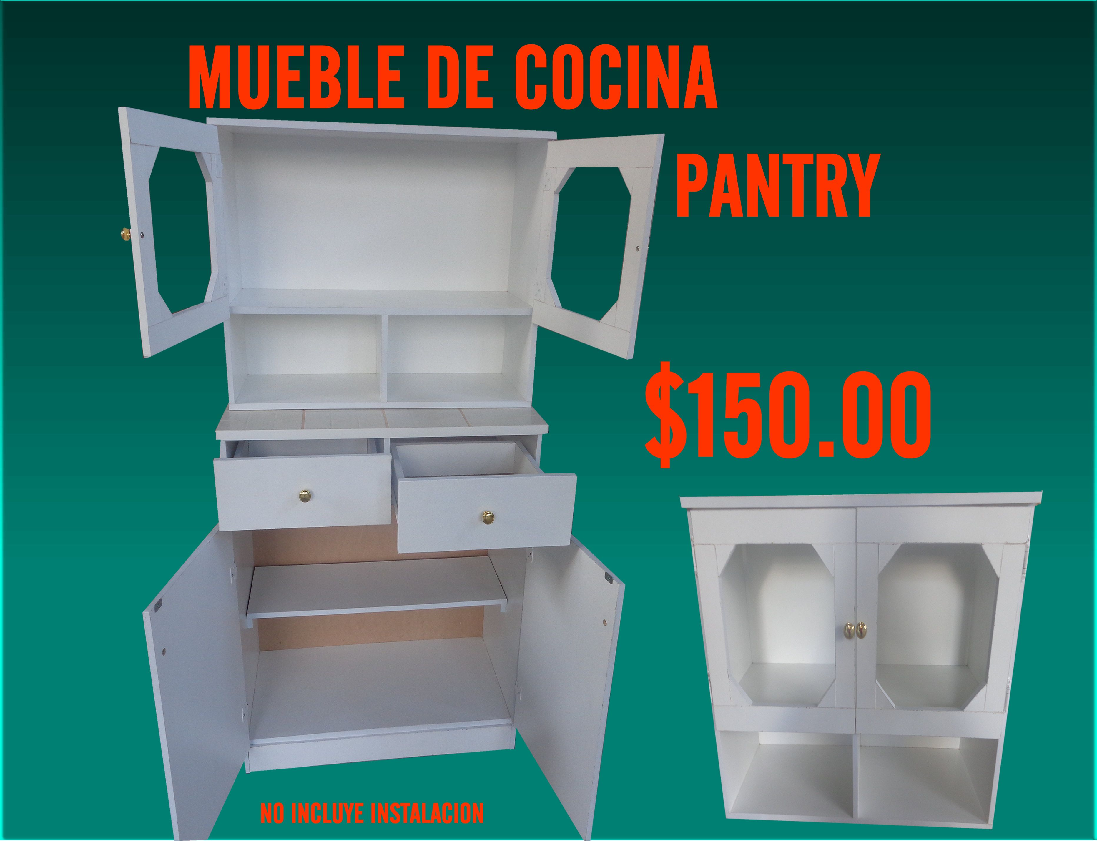 Pantry Elegante Muebles Para Estas Epocas Especiales Pinterest  # Muebles De Tualet
