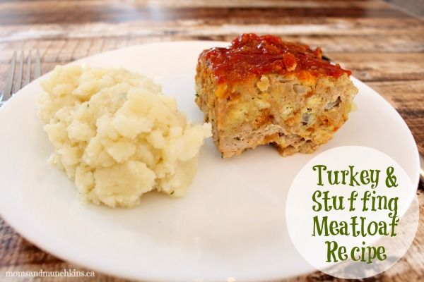 Easy Meatloaf Recipe Ideas - Moms & Munchkins