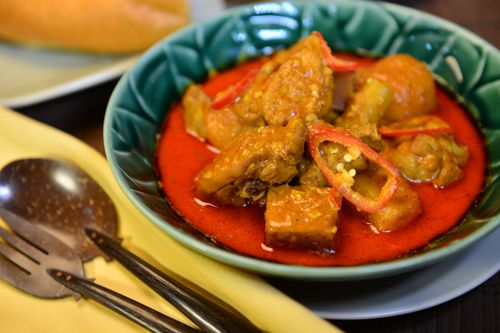Martin yan taste of vietnam chicken curry with coconut milk i be food martin yan forumfinder Image collections