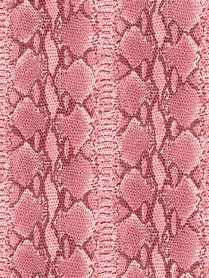 This Sugary Sweet Color Gets Some Edge In A Python Print