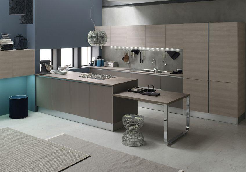 Jazz, Cucina Contemporary, Forma 2000 Valorizzare l\'estetica della ...