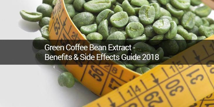 Browse our green coffee bean extract benefits side
