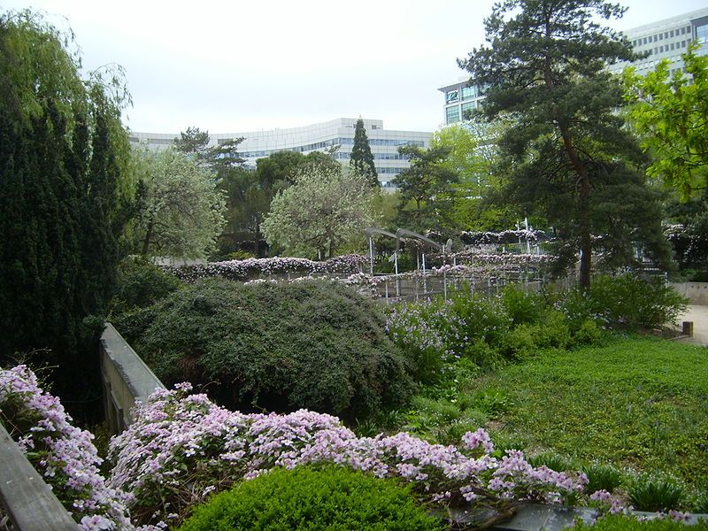 File:Jardin Atlantique Garden of Blue and Mauve Paris.JPG