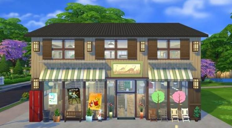 Check Out This Lot In The Sims 4 Gallery Sims 4 Sims House