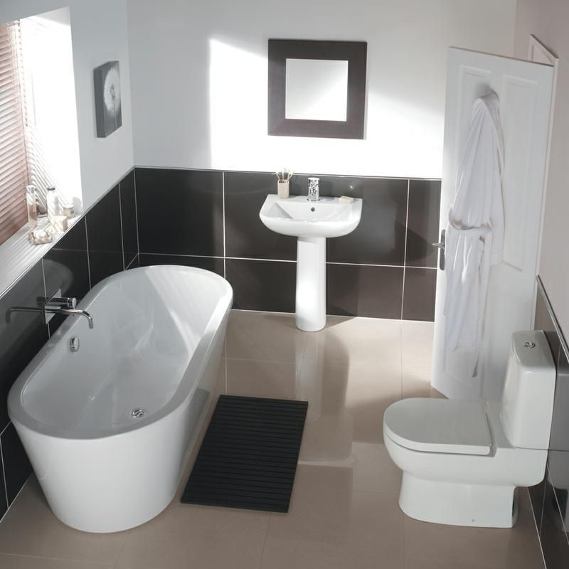 1690 Clearwater Teardrop Small Freestanding Bath  Kitchen Extraordinary Small Bathroom Freestanding Bath Design Ideas