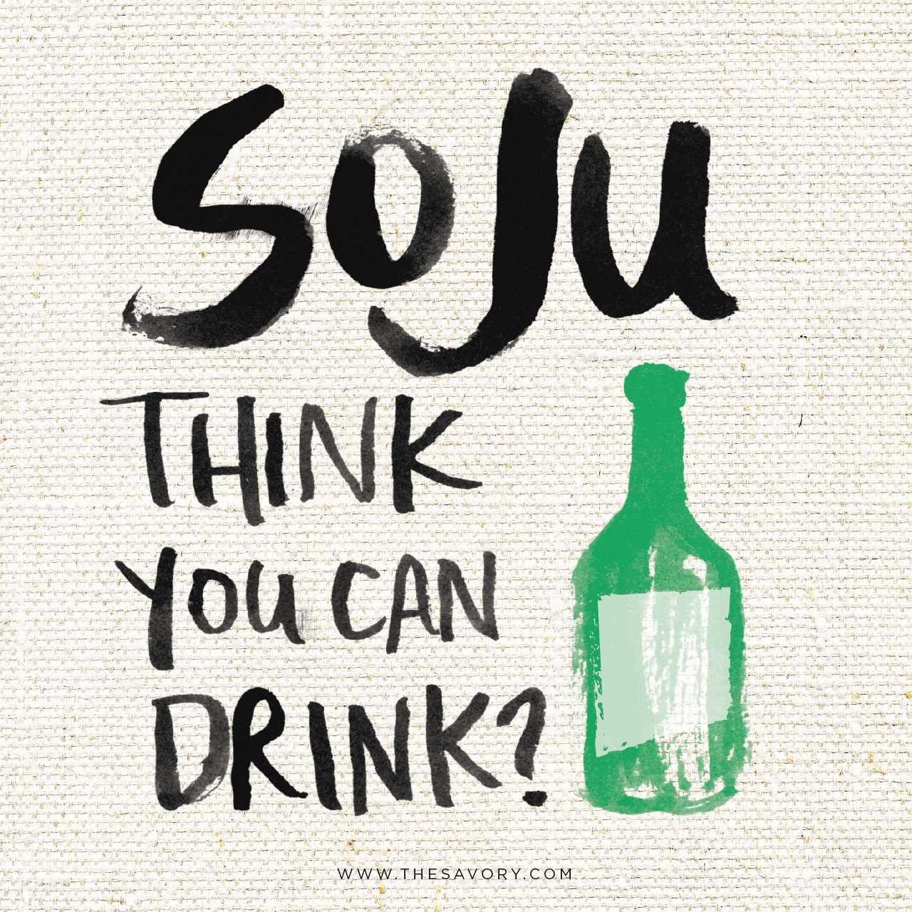 How To Drink Soju Like The Koreans Soju Alcohol Howto Mostpopularconsumedbeverage Soju Korean Drinks Soju Alcohol