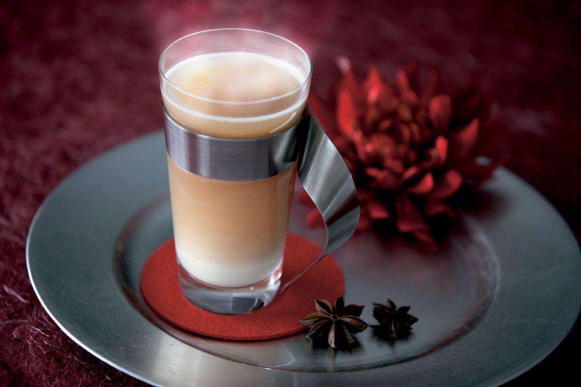 Bila Kava Nebo Cokolada S Mlekem