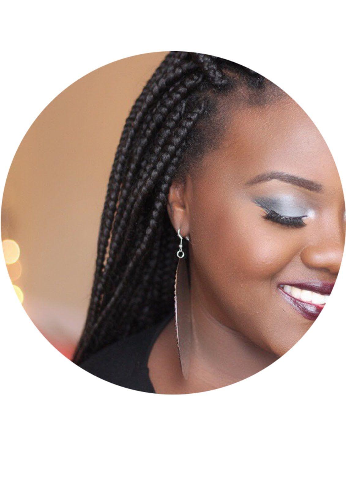 Chanel Boateng Chanel, Makeup, Pearl earrings