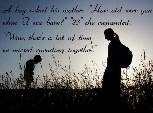 Mom & Son - Mother quotes - motherhood quotes - single ...