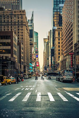 New York City by Philippe Lejeanvre