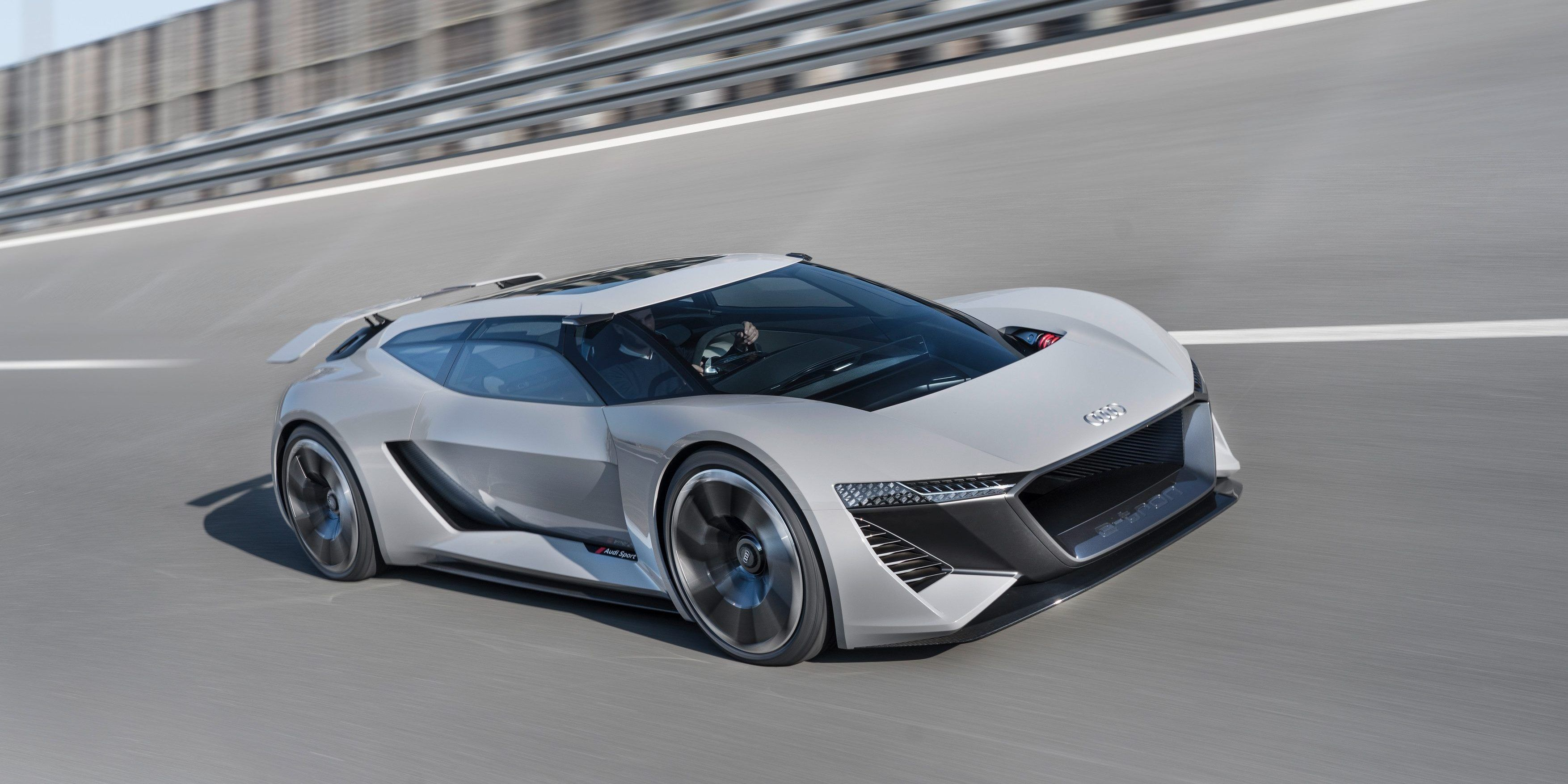 Audi Is Bringing Its All Electric Supercar To Production To Compete