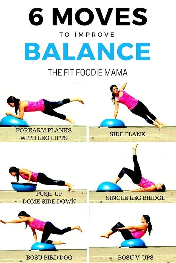 #bosustrong: #fitapproach #bosustrong #sweatpink #exercises #balanced #workout #fitness #balance #im...