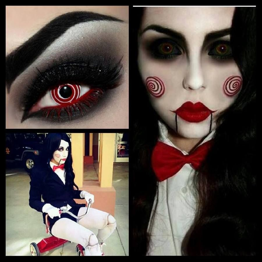 epic halloween makeup ideas halloween makeup and makeup. Black Bedroom Furniture Sets. Home Design Ideas