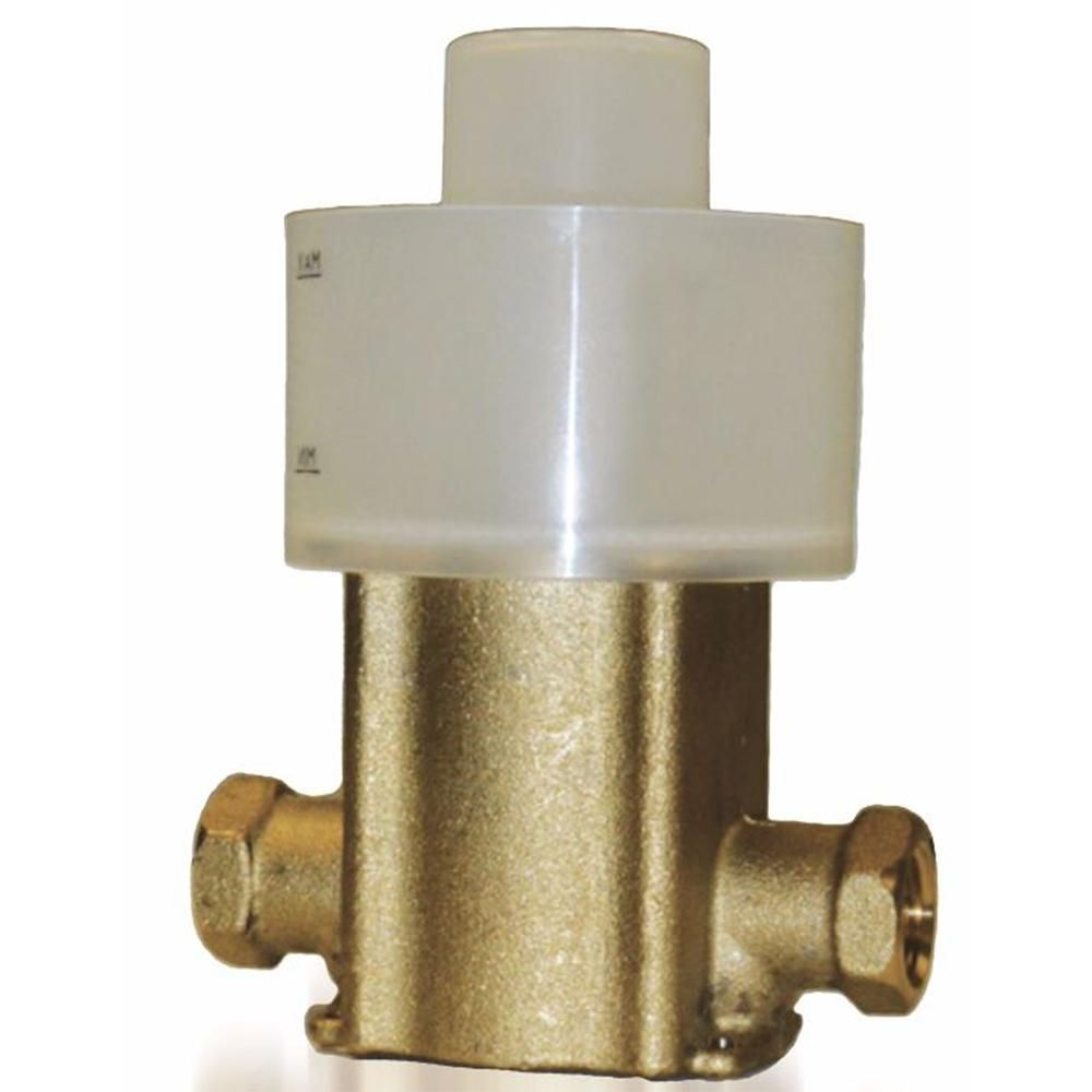Push Button Shower Rough-In Valve   Products