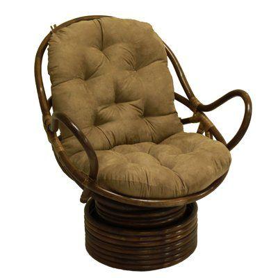 Strange International Caravan Swivel Papasan Chair Products Machost Co Dining Chair Design Ideas Machostcouk