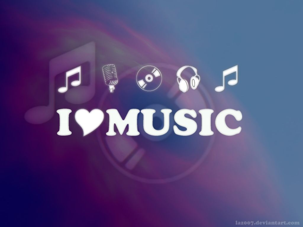 I Love Music Music Love Music Wallpaper Music Lovers