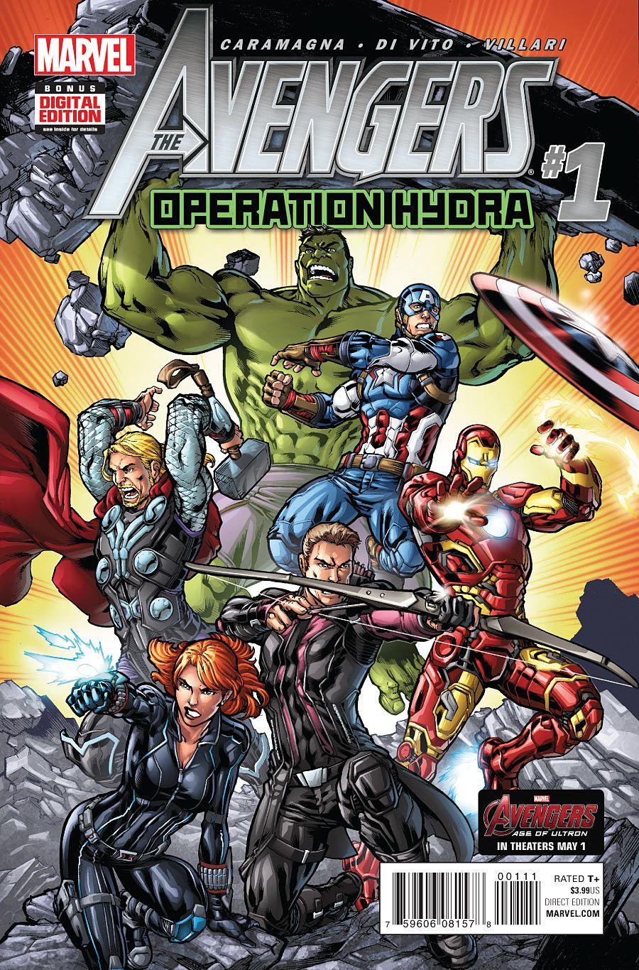 marvel comics cinematic universe