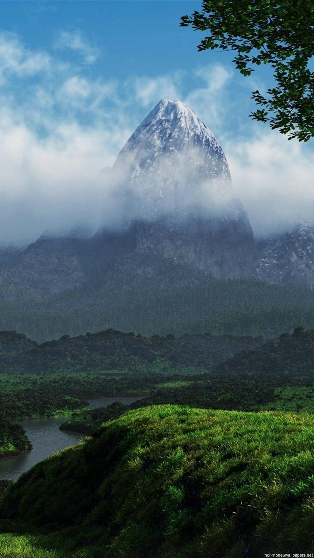 iphone 6 wallpaper retina mountain - photo #19