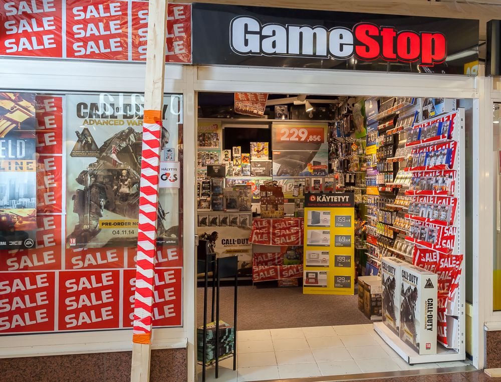 Gamestop Hansa