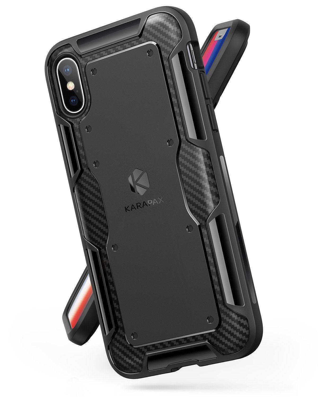 coque karapax iphone x
