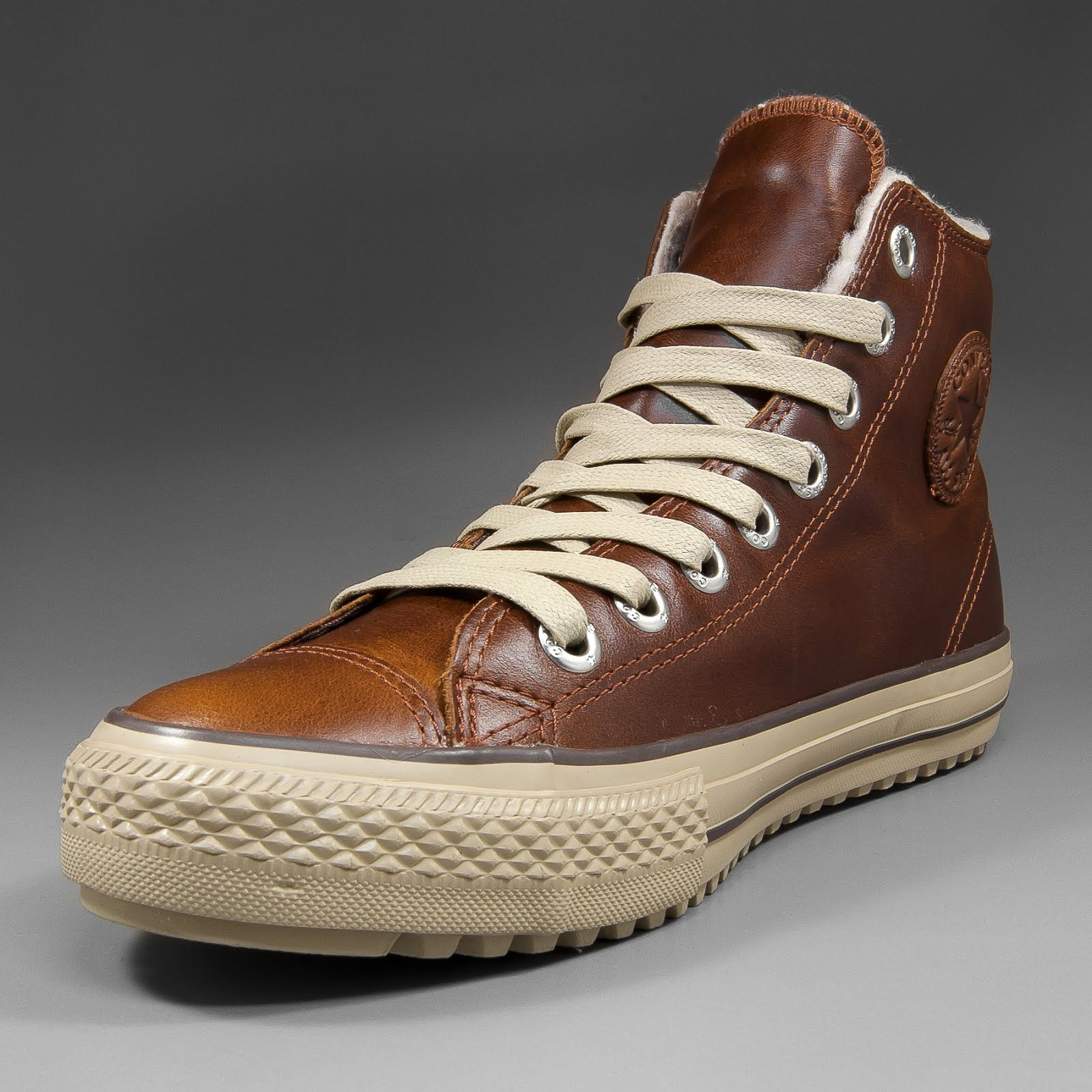 SOLEKITCHEN: Converse All Star Winter Boot pine cone